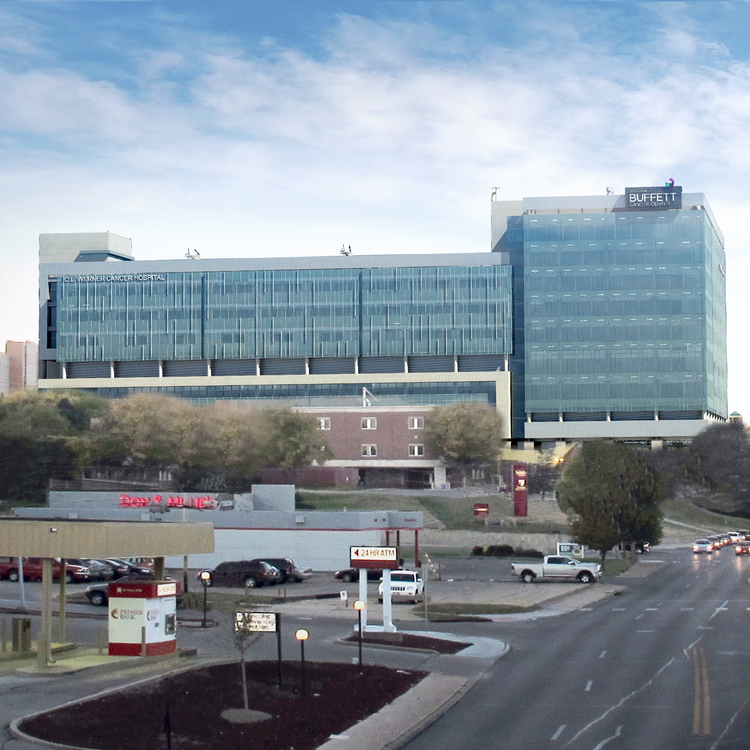 fred and pamela buffett cancer research center. Cars Review. Best American Auto & Cars Review